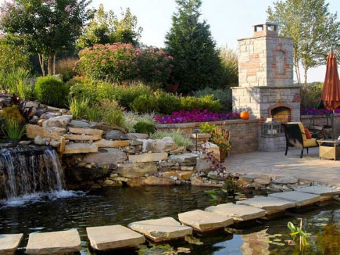 Adding Water Design To Your Outdoor Living Space