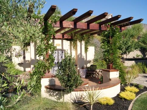 Landscape U0026 Outdoor Design Granite Bay Roseville CA | Verde Creations